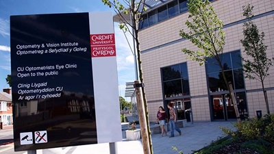 Cardiff opens new clinical and educational facility