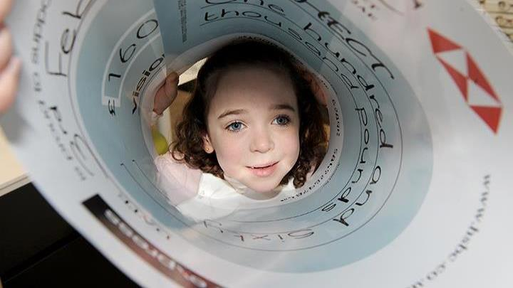 Eye cancer being missed in children