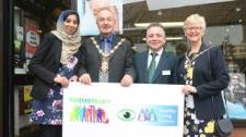 Mayor of Dudley launches the scheme