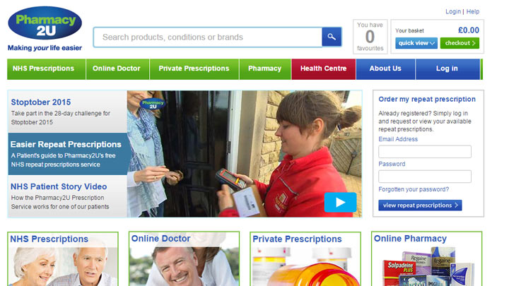 Online pharmacy fined 130k for selling personal data