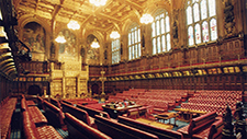 Inside House of Commons