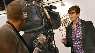 ABDO president, Fiona Anderson, appears on ABDO Insight 2016