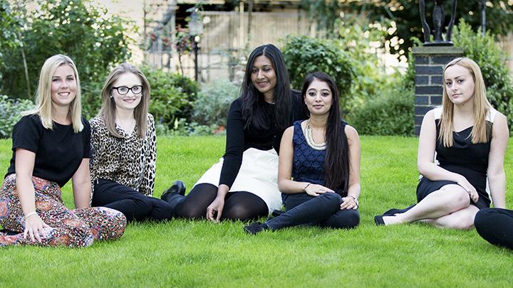 BCLA student ambassadors