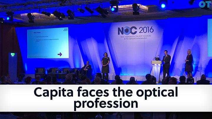 Capita speak at NOC 2016
