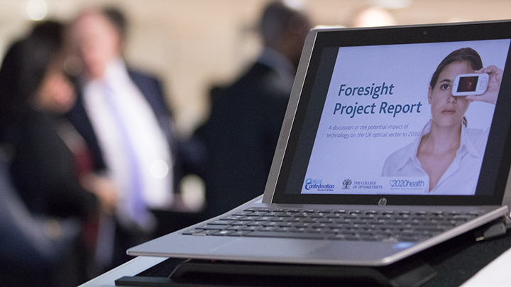 Foresight report launch