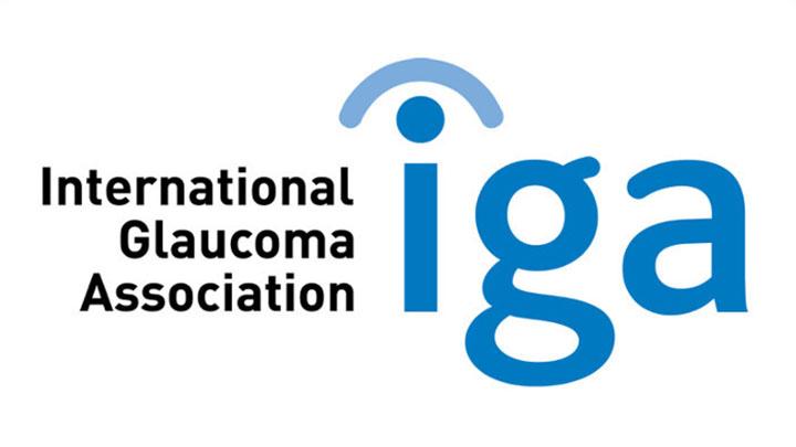 International Glaucoma Association logo