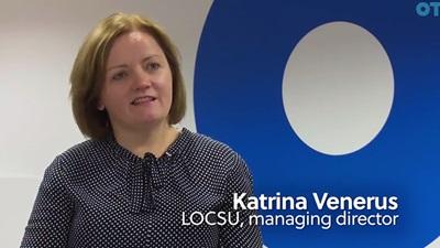 Managing director of LOCSU, Katrina Venerus