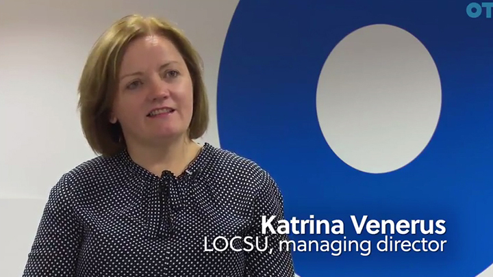 Managing director of LOCSU, Katrina Venerus