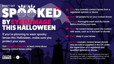 GOC Halloween guidance