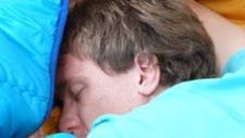 REM while sleeping