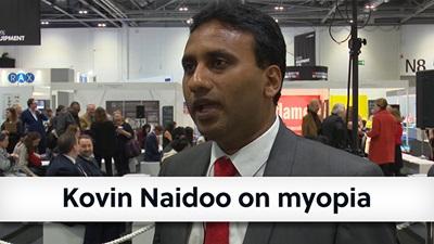Professor Kovin Naidoo