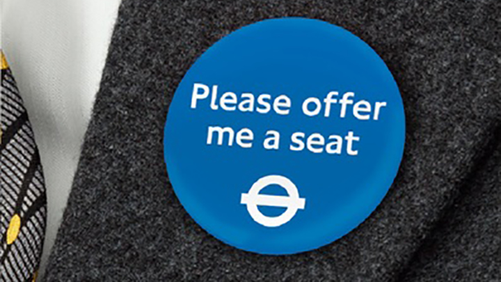 TfL blue badge