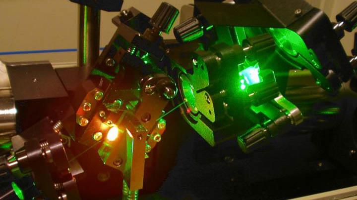 Femtosecond laser