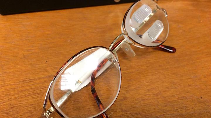 Prismatic eyewear