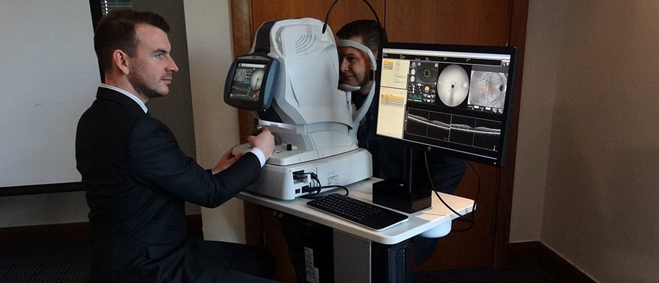 Rolling out retinal imaging