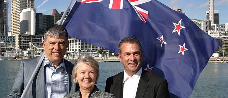Doug Perkins and co in Australia