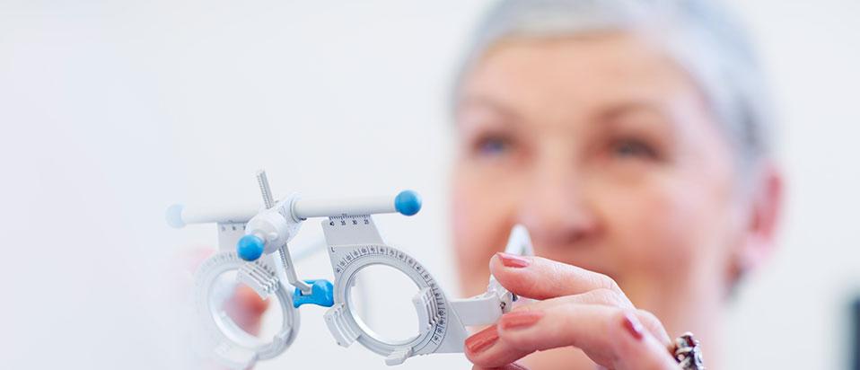 Domiciliary Optometrist