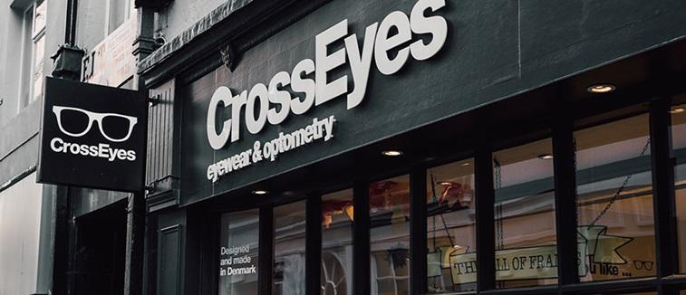 CrossEyes opticians