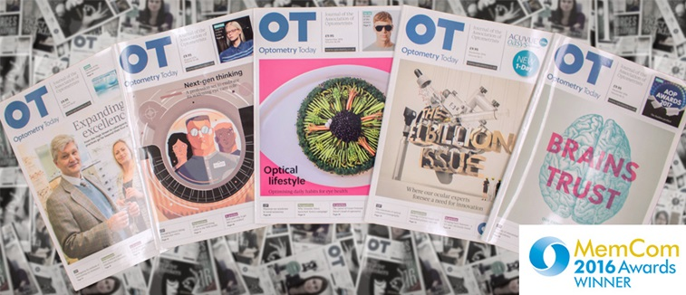 An array of OT front covers from 2016