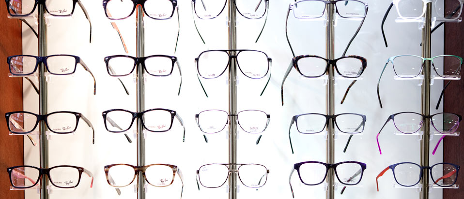 ophthalmic frames