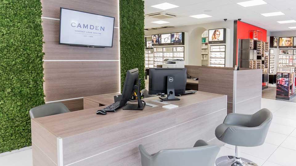 Camden Contact Lens Centre