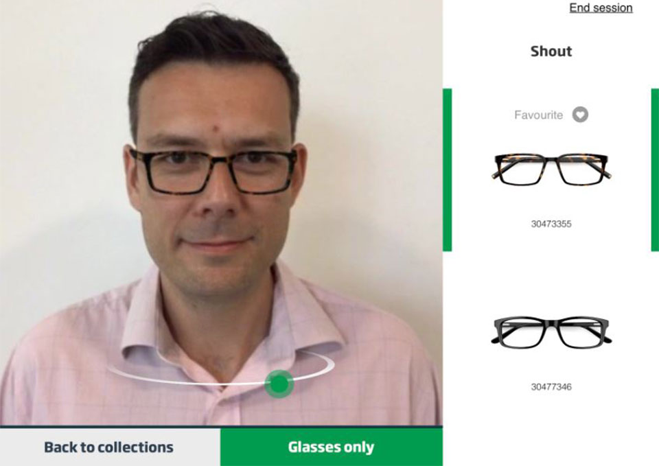 Specsavers Frame Styler
