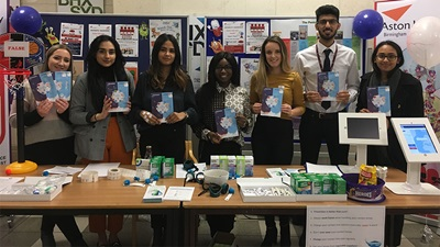 Aston University World Antibiotic Awareness Week event