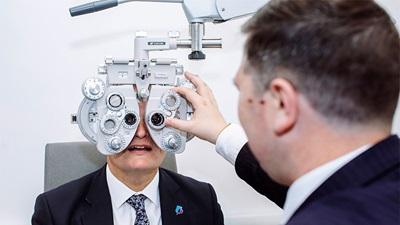 University of Portsmouth Eye Clinic
