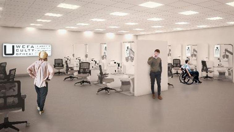 UWE to launch optometry degree
