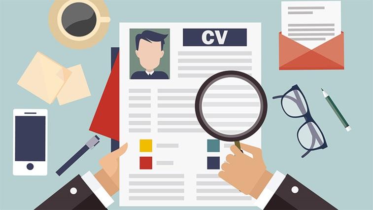 CV illustration
