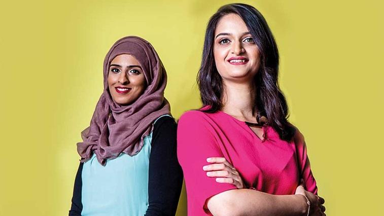 Sana Asif and Shivani Rughani