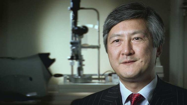 Professor Liu