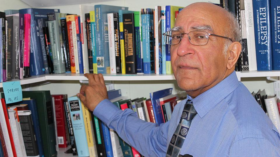 Professor Natinder Kapur