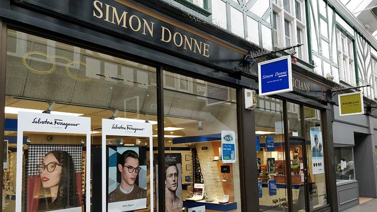 Simon Donne Opticians