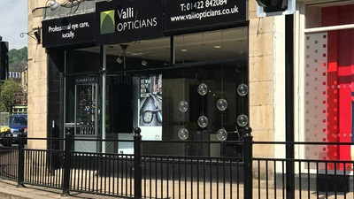 Valli Opticians Hebden Bridge