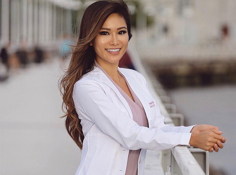 Dr Jenny Tsai