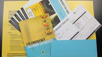 Eye Emergency Pack