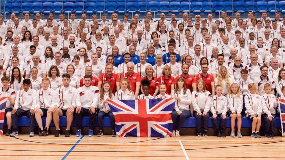 Great Britain and Northern Ireland team