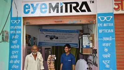 Essilor Eye Mitra shop