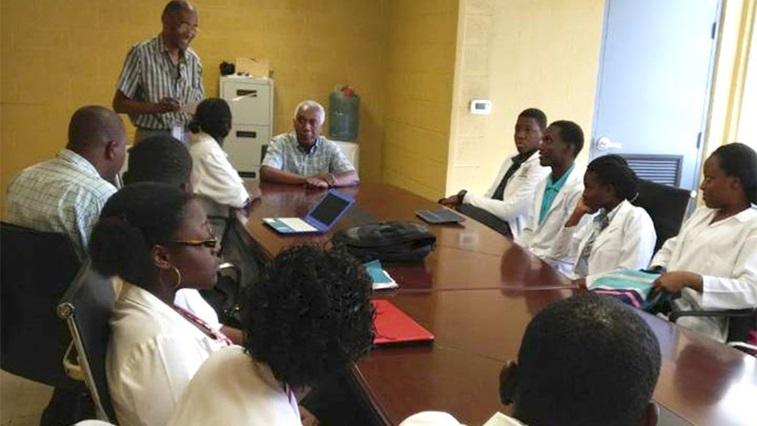 Haiti optometry school