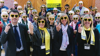 Macular Society receives Big Lottery boost