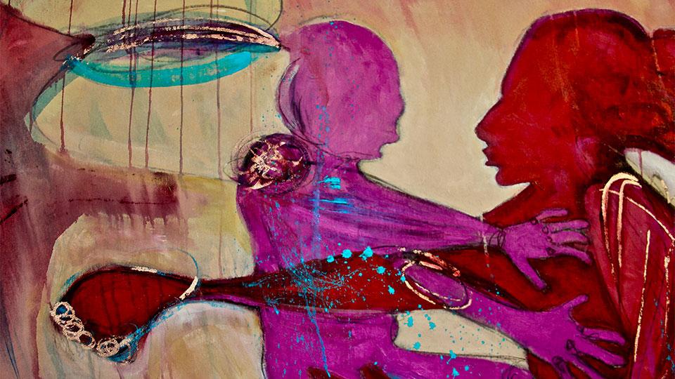 Rachel Gadsen art work