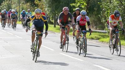 SeeAbility bike ride challenge