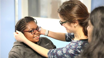 SeeAbility eyecare