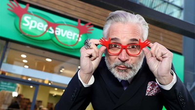Specsavers red nose day