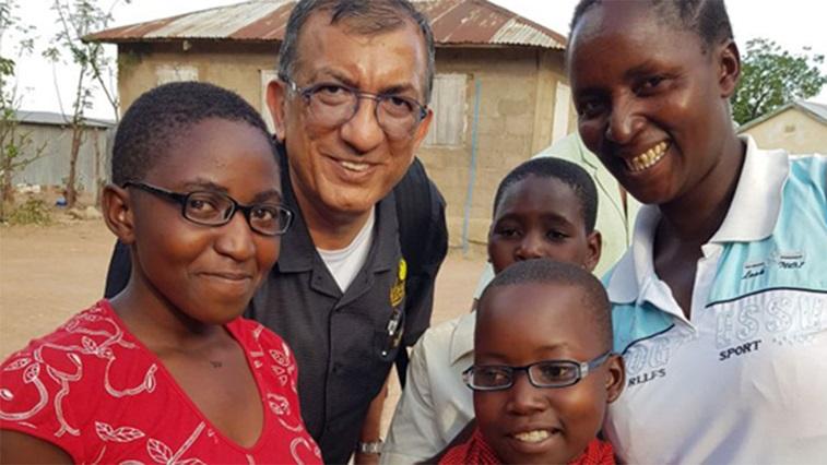 Tanzania eye care