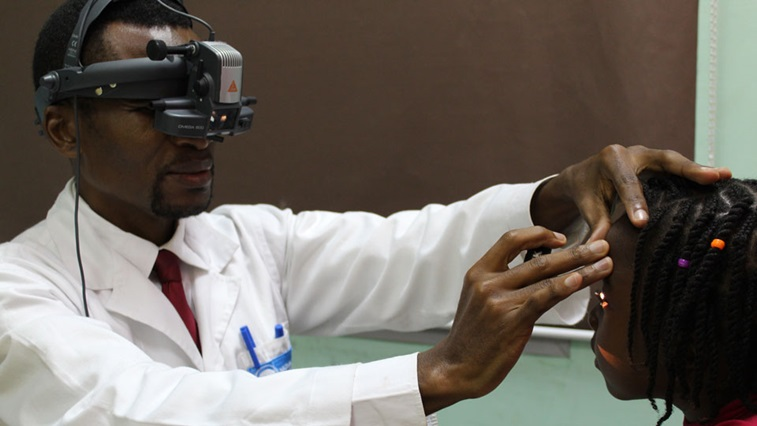Cameroon cataract project screening