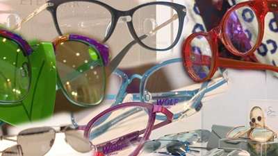 Eyewear at 100% Optical