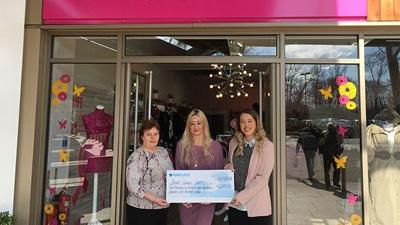 Shamir raises £4619 for Breast Cancer Care