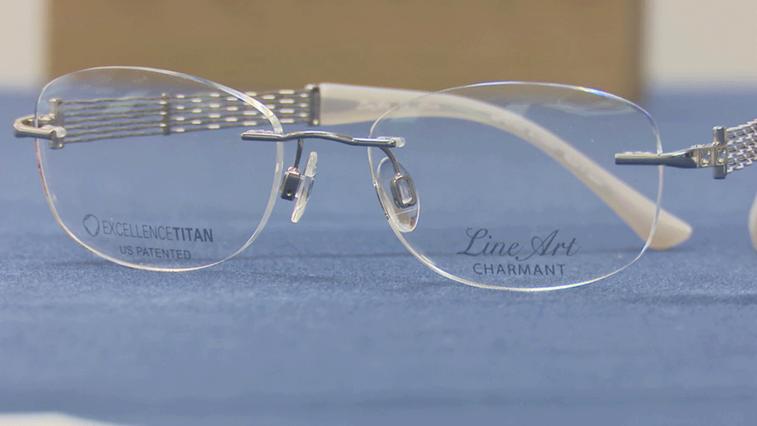 Charmant new frames